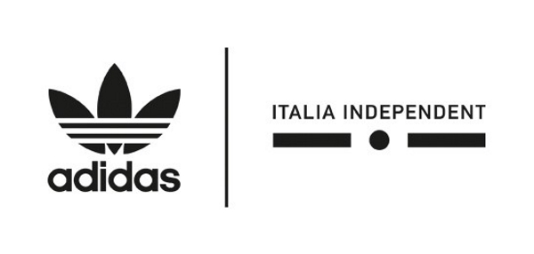 Italia-Independent-Adidas-logo-optica-climent