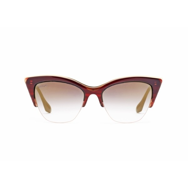 Huntress-304-C-RED-GLD-54-front-optica-climent-valencia-opticacliment
