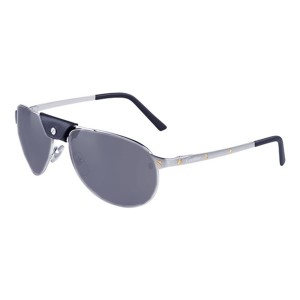 Cartier-Santos-silver-polarized