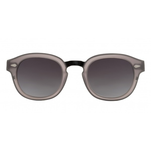 Moscot-Conrad-grey-black-front-opticacliment-valencia