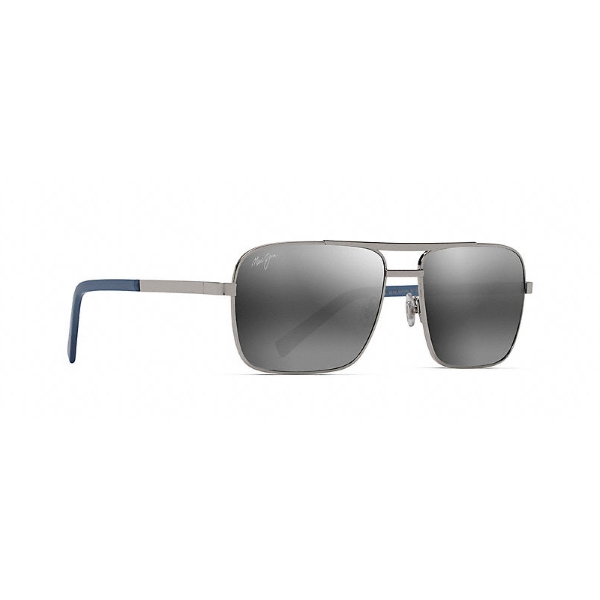 Maui-Jim-714-17-Compass-Silver-Grey
