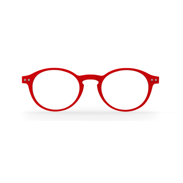 Pantone-Afternoon-gafas-de-lectura-reading-glasses-TWO-red-rojo