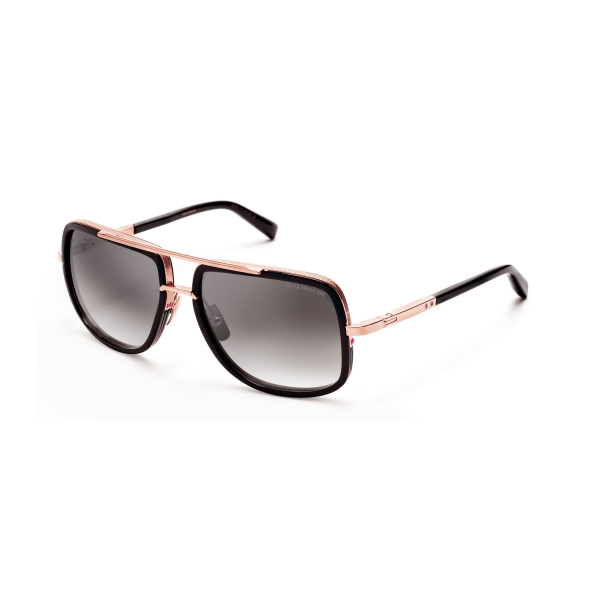 Dita-Mach-One-2030-L-BLK-RGD-black-rose-gold