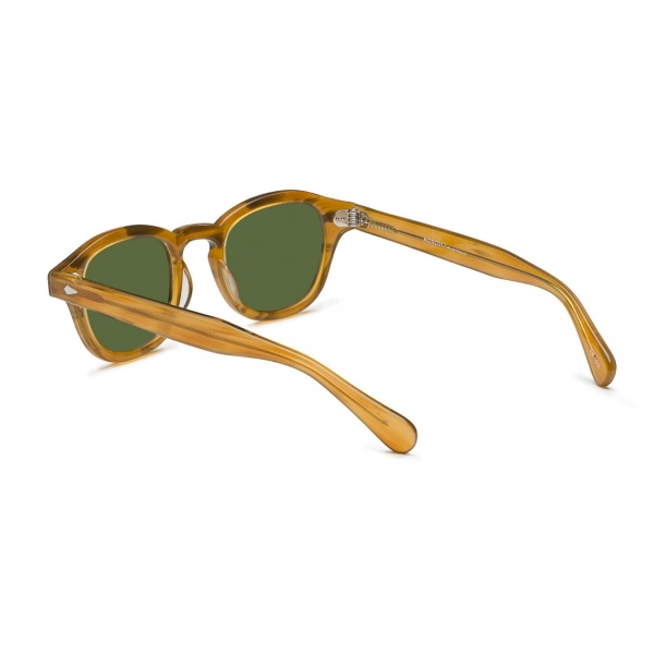 Moscot-lemtosh-blonde-green-sun-back