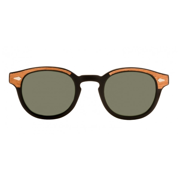 Moscot-lemtosh-wood-black-front-opticacliment