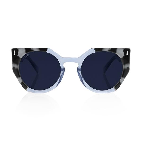 Tiwi-Venus-Shiny-Blue-Tortoise-front