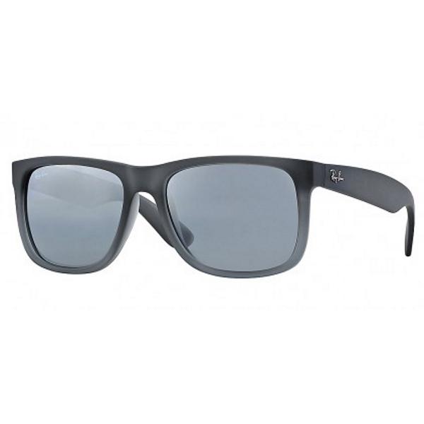 rayban-justin-4165-gris-negro-mate
