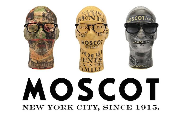 Gafas Moscot en Óptica Climent
